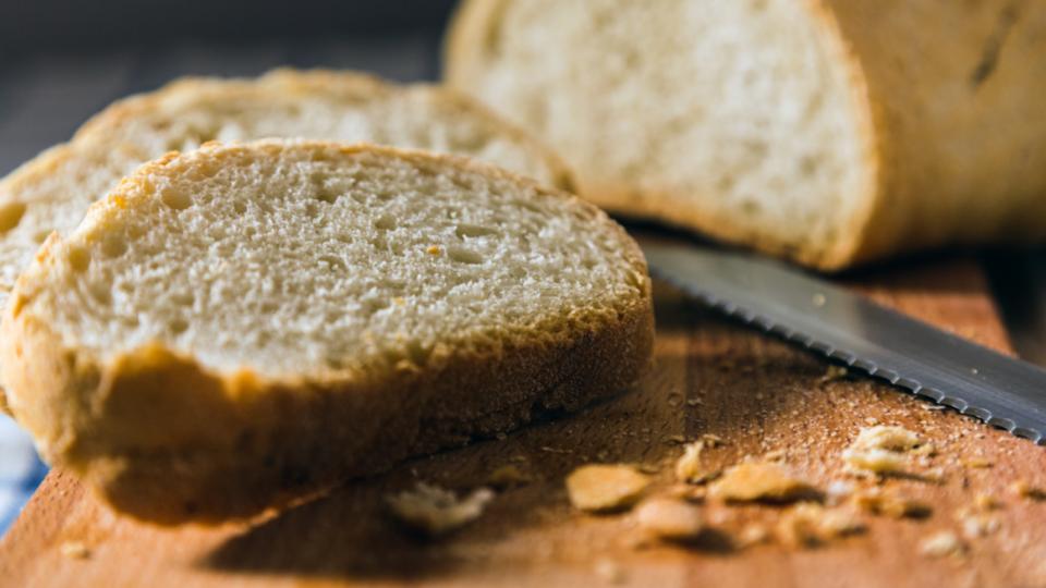 pane toscano sciocco