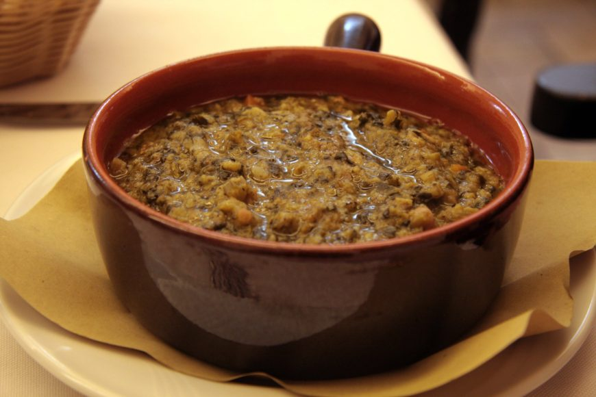 Ribollita: a poor dish with a rich flavour