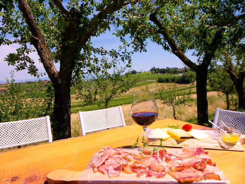 tour vino e sapori valdichiana