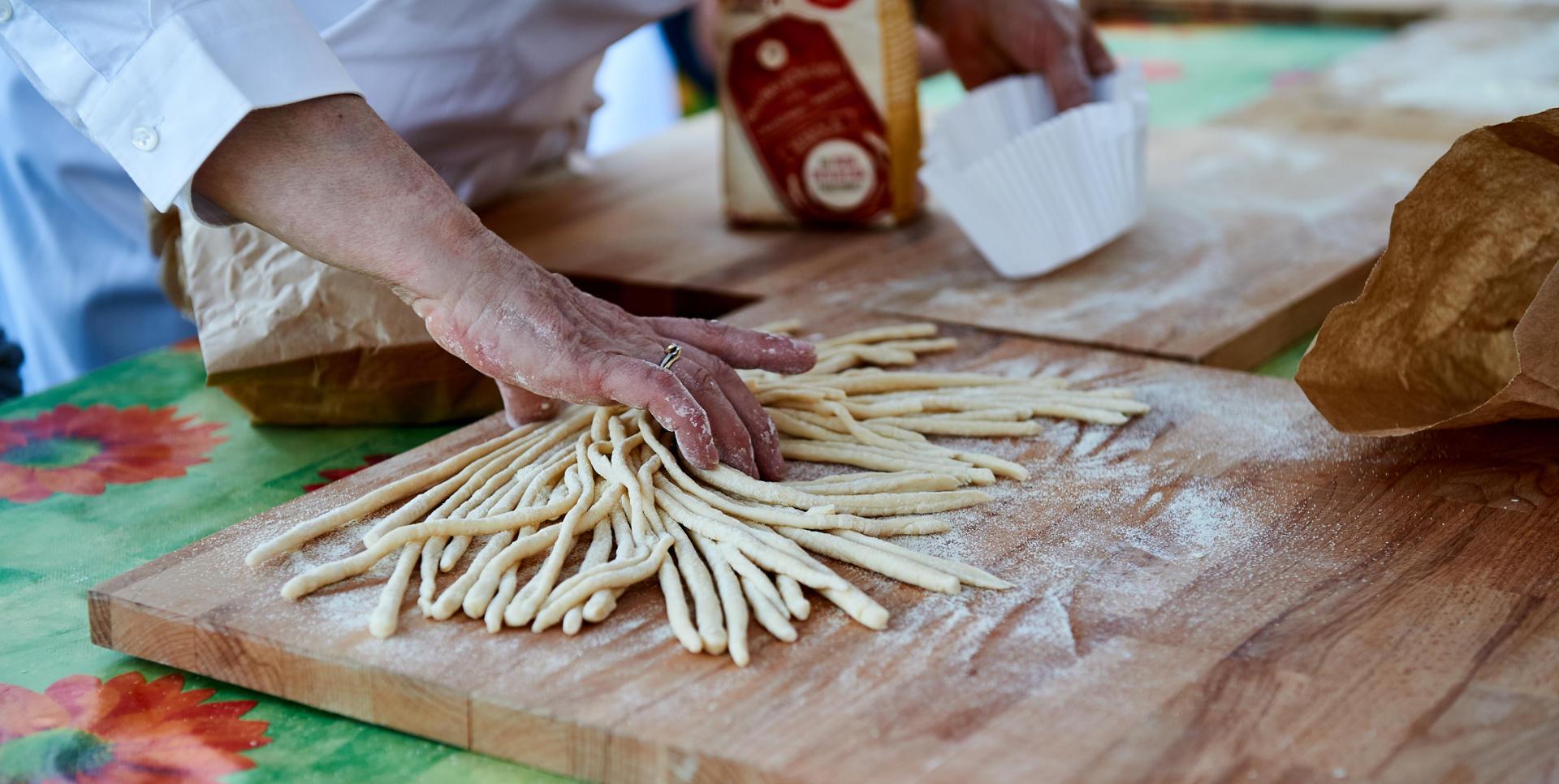 making of pici